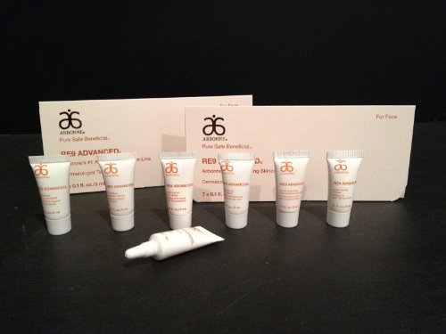 Arbonne Re9 Advanced Anti-aging Skin Care Travel / Sample Set - 2 Sets